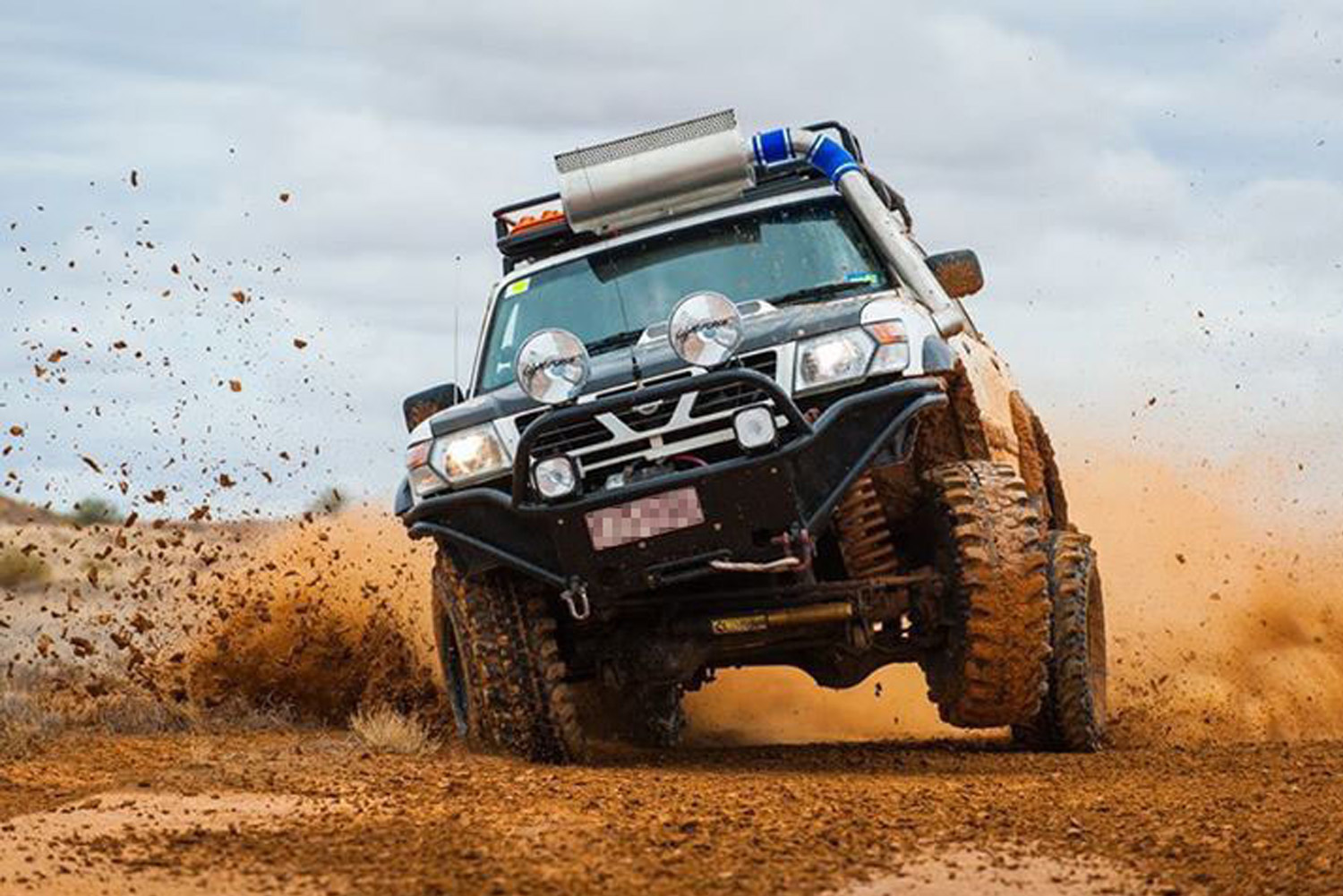 crc 4x4 offroad